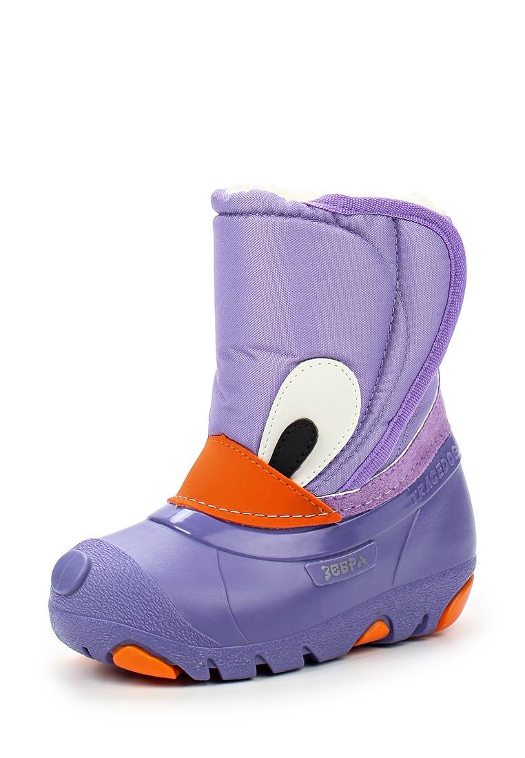 Резиновая обувь Зебра 11234-20