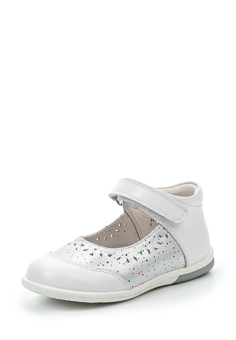 Туфли Зебра 11691-2
