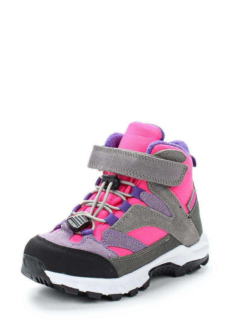 Ботинки для девочек Зебра 11865-9