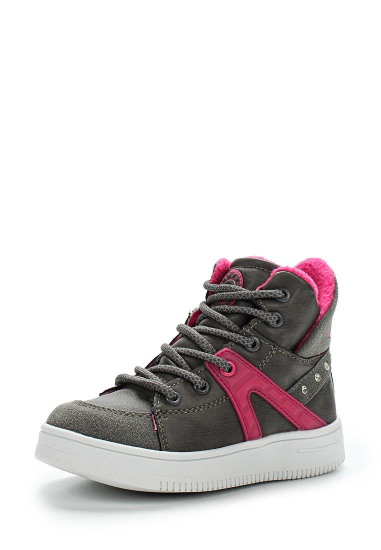 Ботинки для девочек Зебра 11859-10