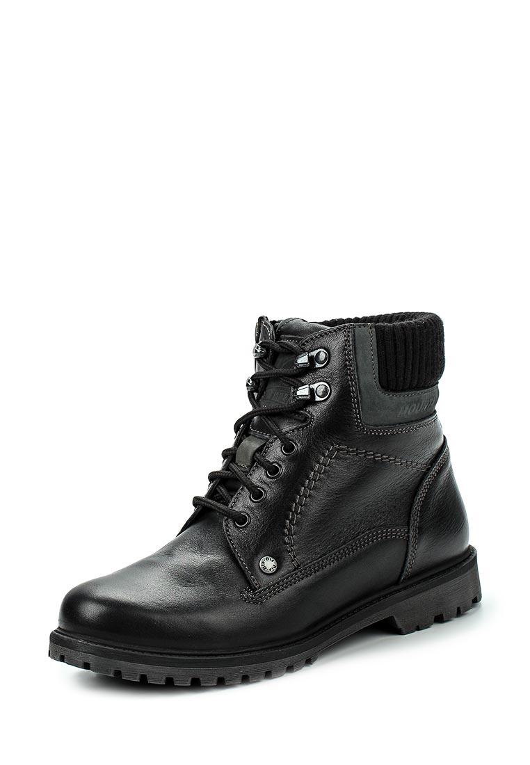 Ботинки для девочек Зебра 11366-1