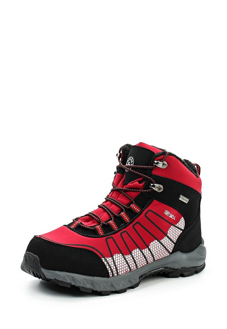 Ботинки для мальчиков Зебра 10969-4
