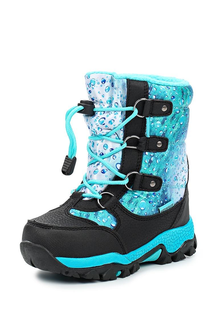 Ботинки для мальчиков Зебра 12023-6