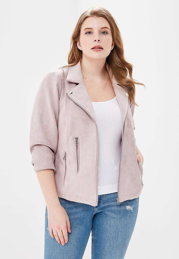 Кожаная куртка Zizzi M40042A