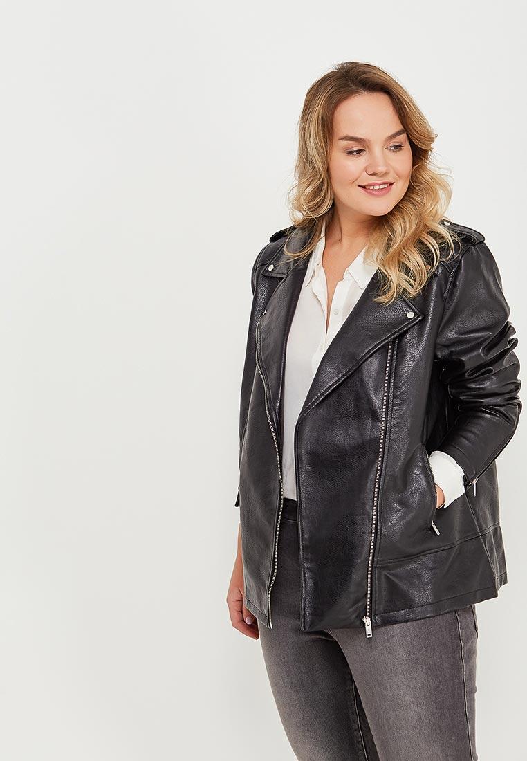 Кожаная куртка Zizzi Z20784A