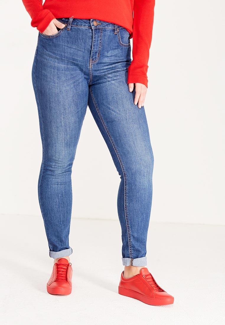 Зауженные джинсы Zizzi J99597B