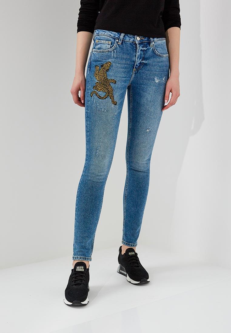 Зауженные джинсы Zoe Karssen PS181513