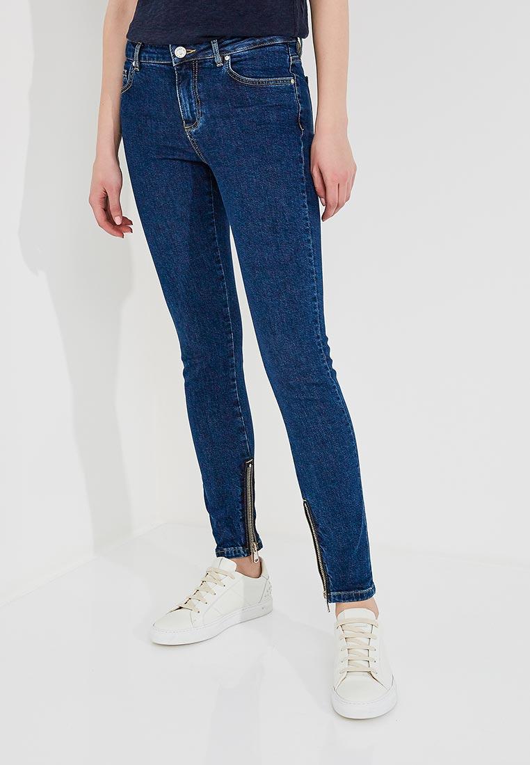 Зауженные джинсы Zoe Karssen PS181509