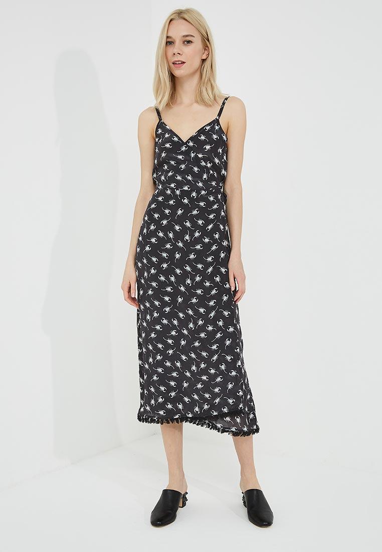 Платье-миди Zoe Karssen (Зое Карссен) SS181359