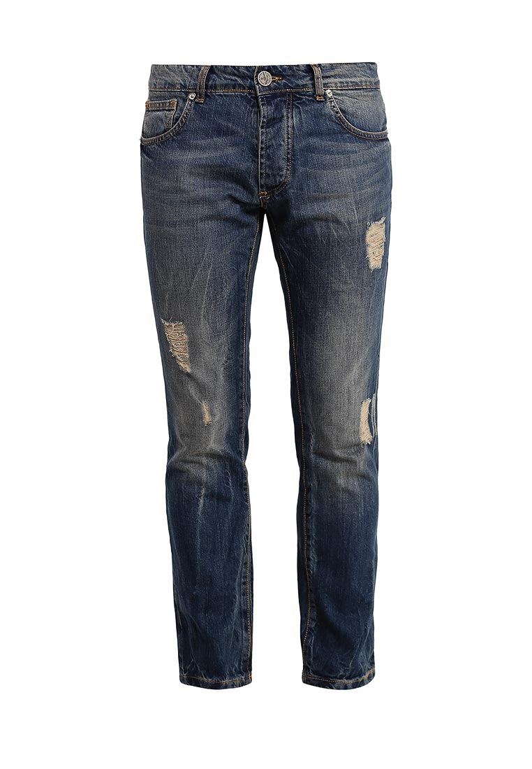 Зауженные джинсы ZU ELEMENTS Z37077109019G2