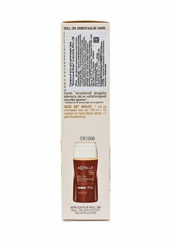 Воск Acorelle Сахарный для депиляции тела ВОСТОЧНЫЙ ИЛАНГ в кассетах ROLL-ON
