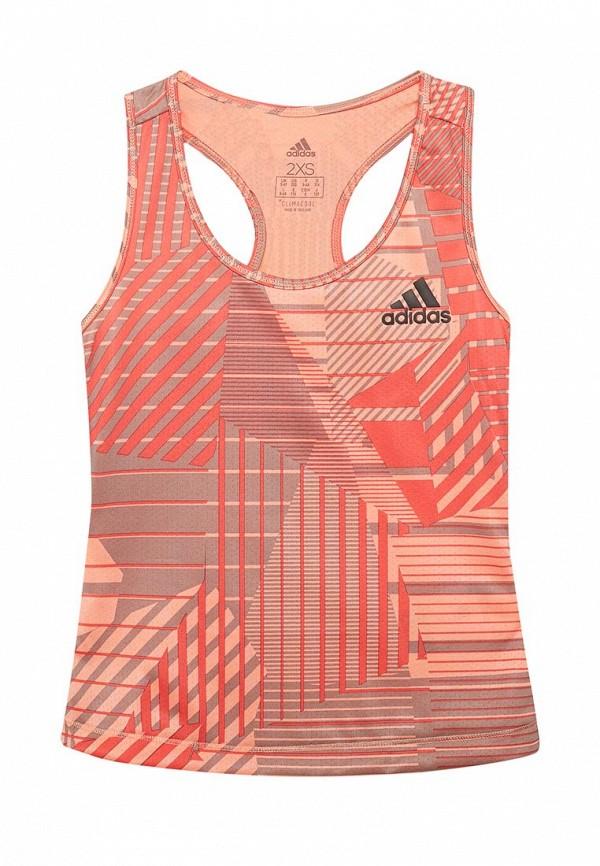 Майка для девочки спортивная adidas CF7175