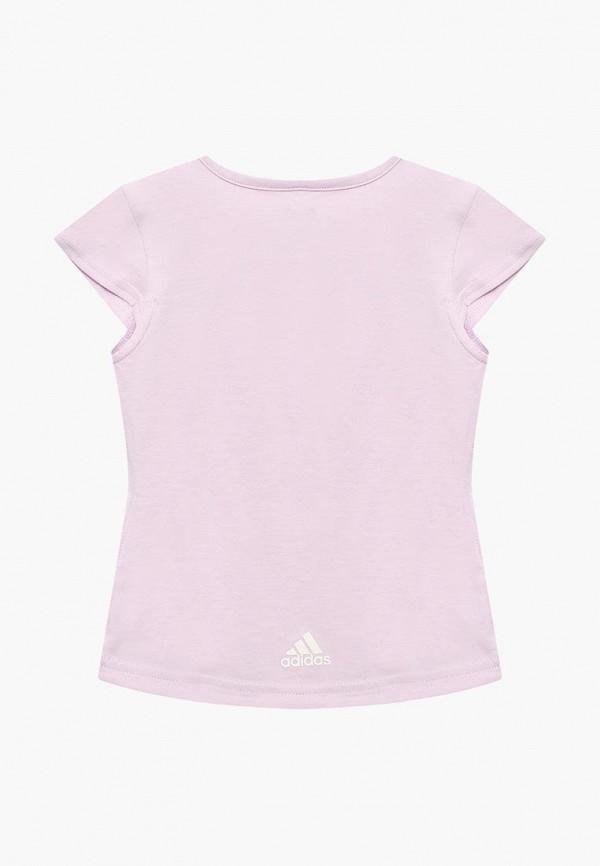 Костюм спортивный для девочки adidas CF7434 Фото 2
