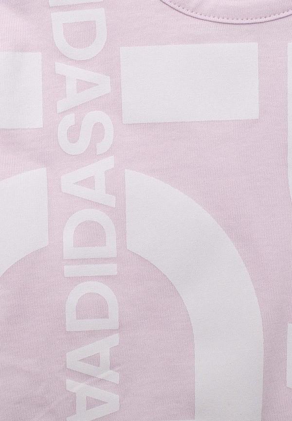 Костюм спортивный для девочки adidas CF7434 Фото 3