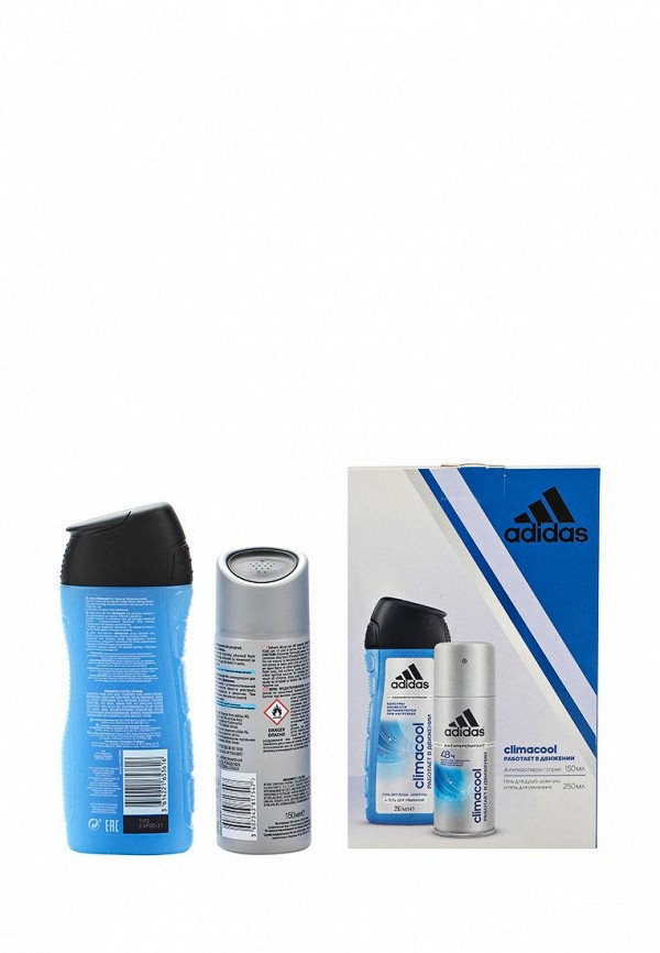 Набор для душа adidas Climacool антиперспирант спрей 150 мл + гель 250 мл