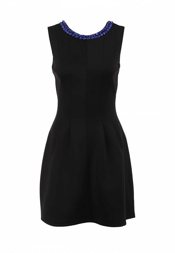 Коктейльное платье из неопрена Ad Lib