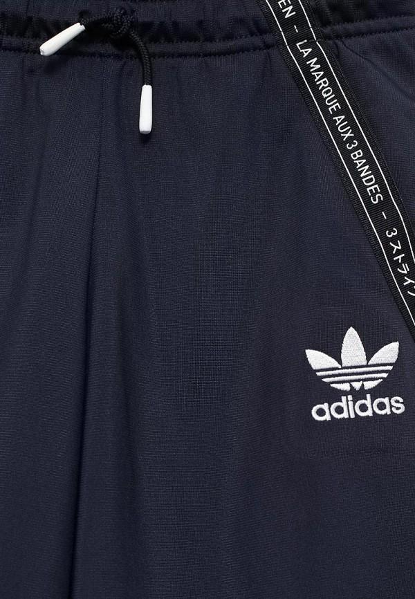 Брюки спортивные для девочки adidas Originals BQ4041 Фото 3
