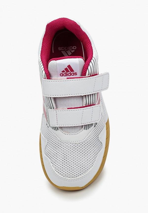 Кроссовки для девочки adidas BA9420 Фото 4