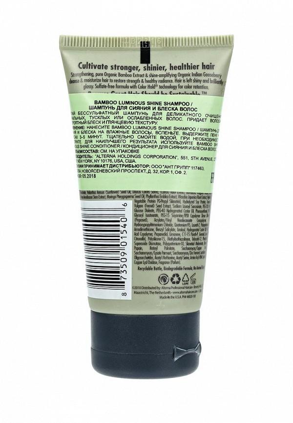 Шампунь Alterna Bamboo Shine Luminous Shine Shampoo,для сияния и блеска волос, 40 мл