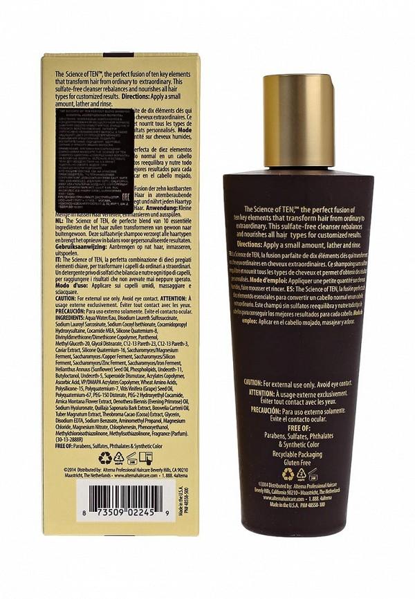 Шампунь Alterna The Science of Ten Perfect Blend Shampoo Совершенная формула 250  мл