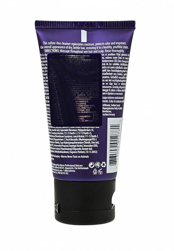 Шампунь ALTERNA Caviar Anti-aging Replenishing Moisture Shampoo Увлажняющий с Морским шелком 40 мл