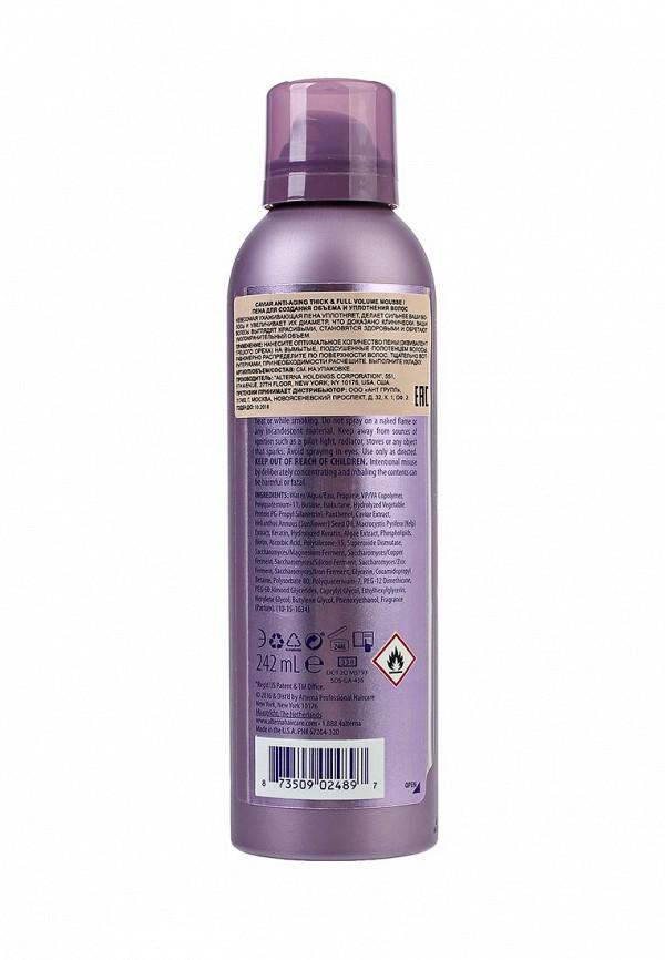 Пена для укладки Alterna для создания объема и уплотнения волос