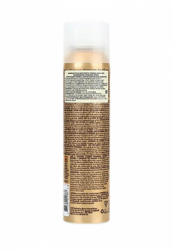 Спрей моделирующий Alterna Bamboo Style Anti-Static Translucent Dry Conditioning Finishing Spray, Полирующий с антистатическим эффектом, 170 мл