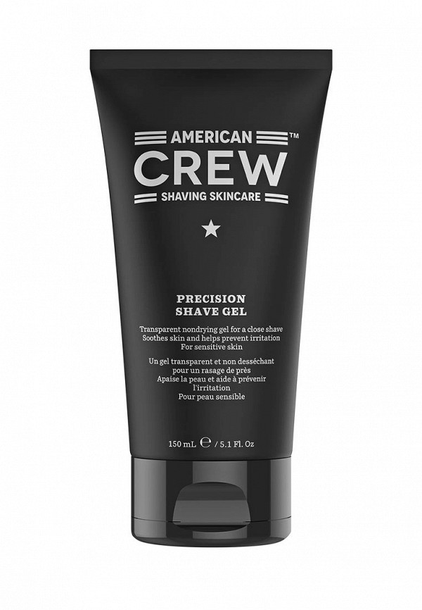 Гель для бритья American Crew Precision SHAVING SKINCARE 150 мл