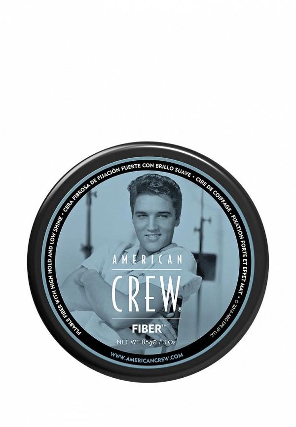 Паста для укладки American Crew высокой фиксации с низким уровнем блеска King Fiber Gel 85 г
