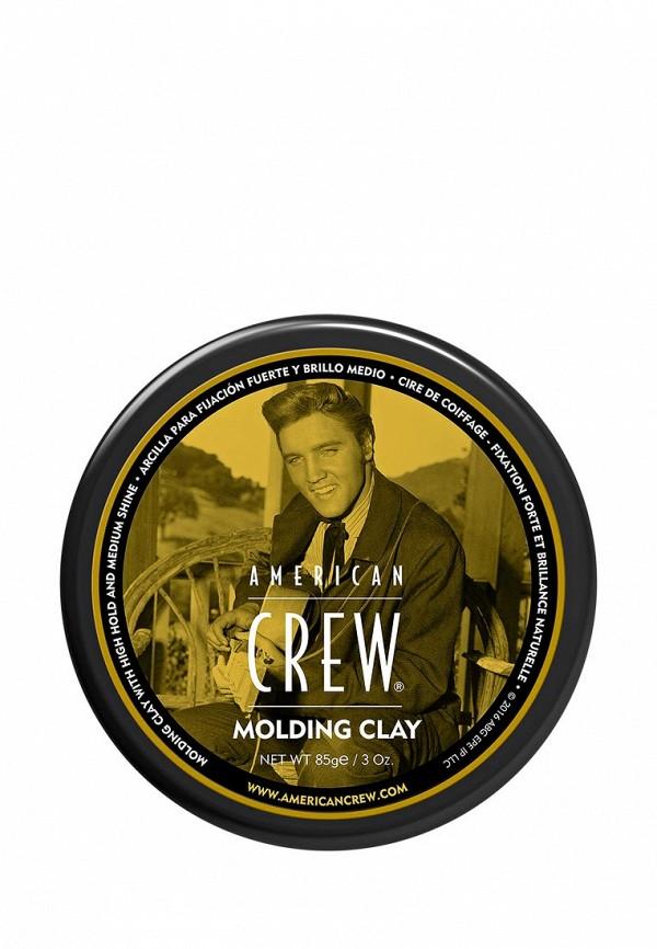 Глина для укладки American Crew Формирующая сильной фиксации со средним уровнем блеска King Classic Molding Clay 85 г