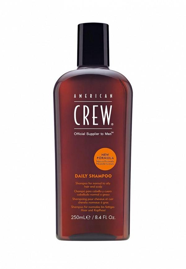 Шампунь American Crew для ежедневного ухода за волосами 250 мл