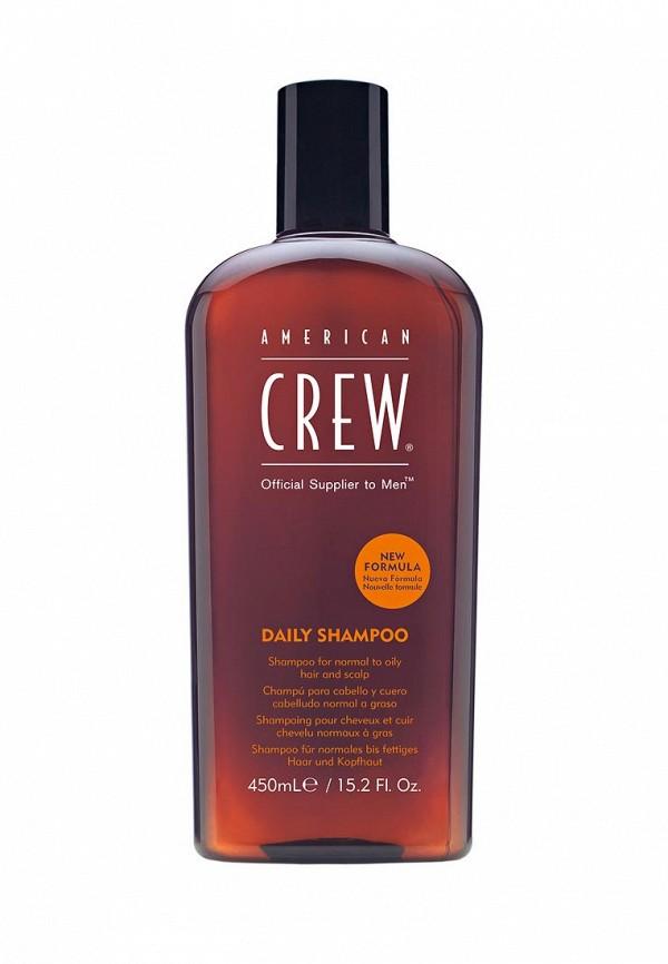 Шампунь American Crew для ежедневного ухода за волосами 450 мл