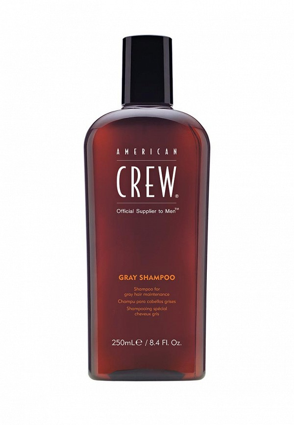 Шампунь American Crew для седых и седеющих волос 250 мл
