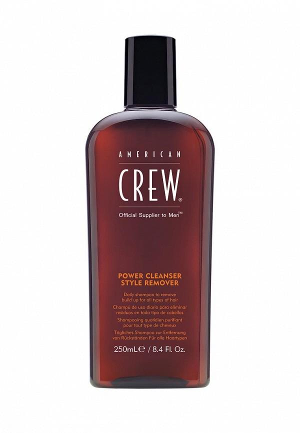 Шампунь American Crew очищающий волосы от укладочных средств Power Cleanser Style Remover 450 мл