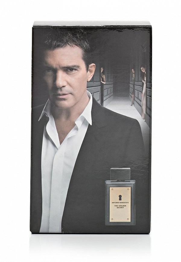 Туалетная вода Antonio Banderas Golden Secret Men 50 мл