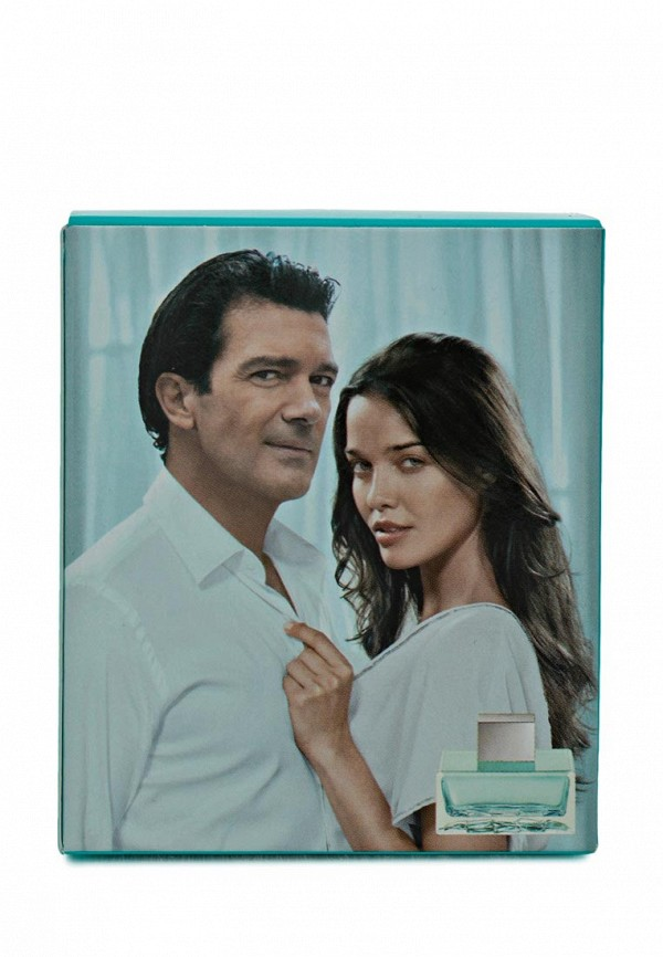Туалетная вода Antonio Banderas Blue seduction Woman 50 мл