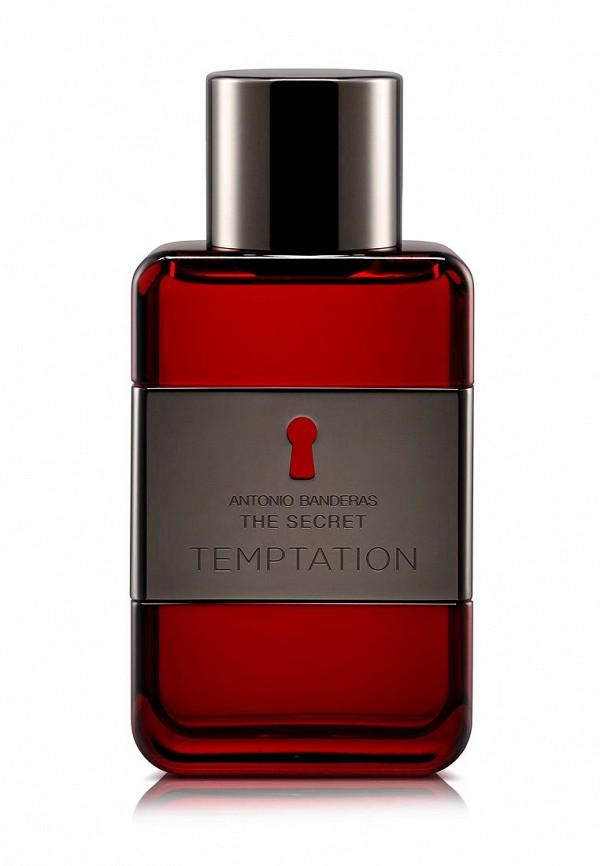Туалетная вода Antonio Banderas The Secret Temptation 50 мл