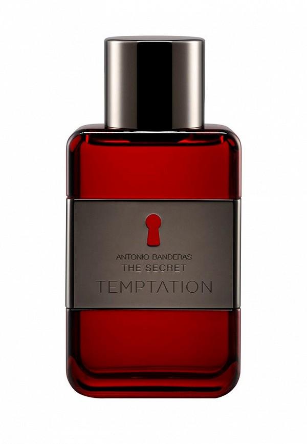 Набор парфюмерный Antonio Banderas The Secret Temptation Туалетная вода 50 мл + бальзам после бритья 50 мл