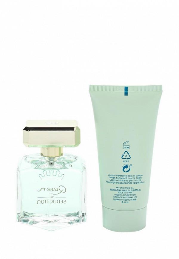 Набор парфюмерный Antonio Banderas Queen Of Seduction Туалетная вода 50 мл + лосьон для тела 50 мл