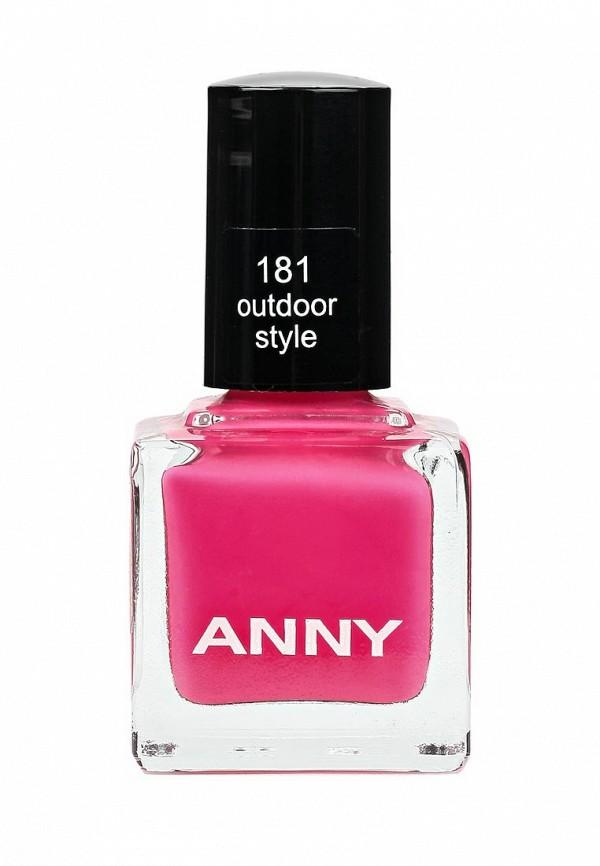 Лак Anny для ногтей тон 181