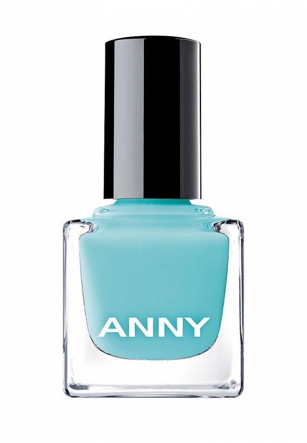 Лак для ногтей Anny для ногтей тон 382.80 холодный голубой