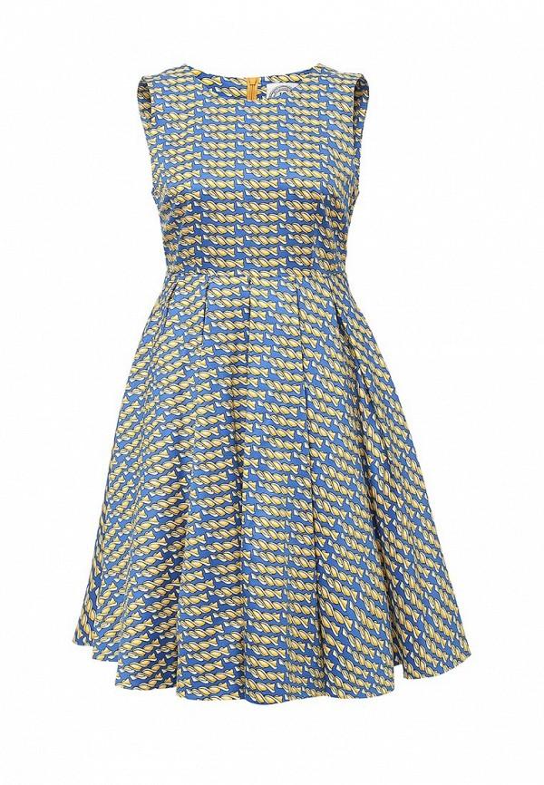 Повседневное платье 10x10 An Italian Theory (Тен Тен Эн Италиан Фиори) AN26V309B