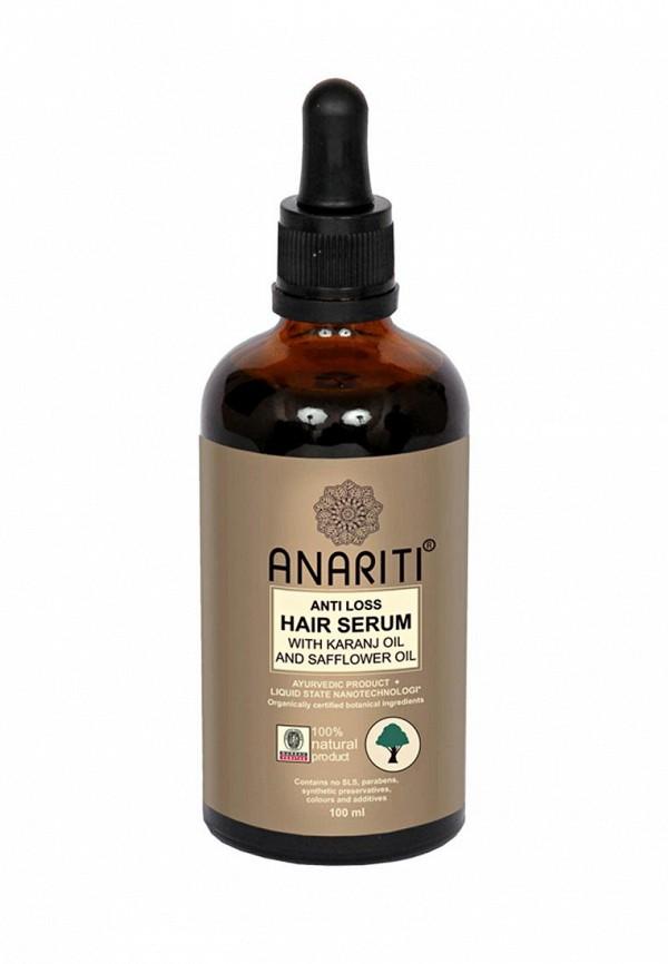 Сыворотка Anariti против выпадения волос с малом Каранджи, масло дикого Шафрана