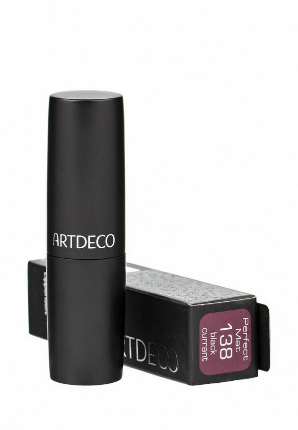 Помада Artdeco для губ матовая стойкая Perfect Mat Lipstick 138, 4г