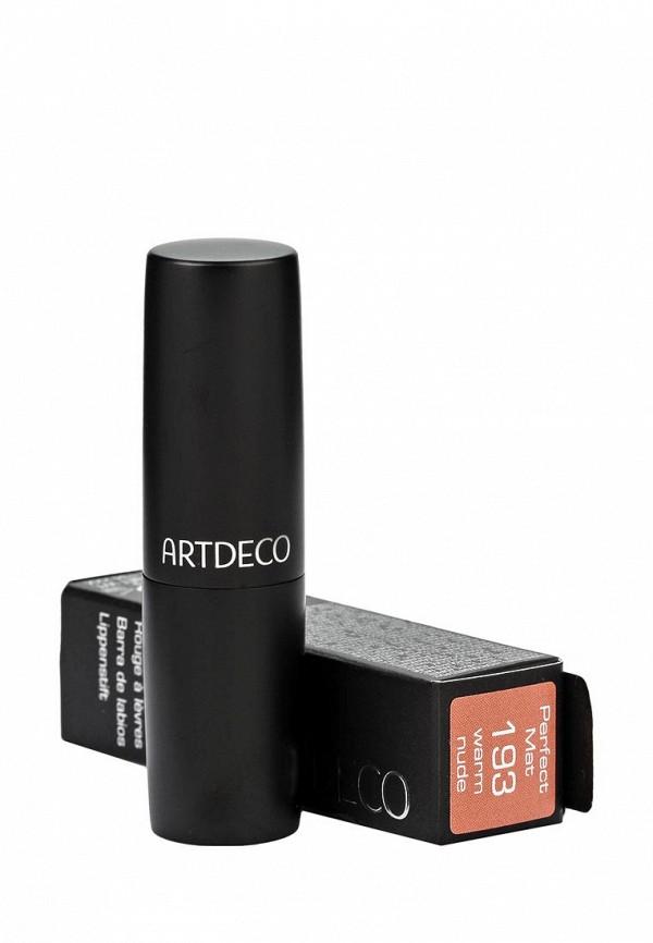 Помада Artdeco для губ матовая стойкая Perfect Mat Lipstick 193, 4 г