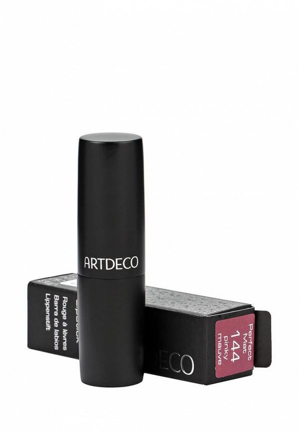 Помада Artdeco для губ матовая стойкая Perfect Mat Lipstick 144, 4 г