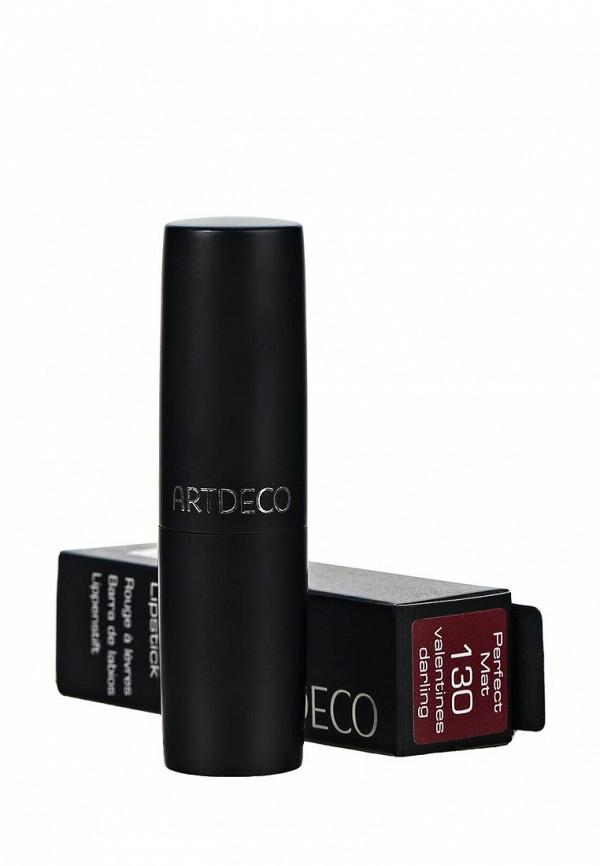 Помада Artdeco для губ матовая стойкая Perfect Mat Lipstick 130, 4 г