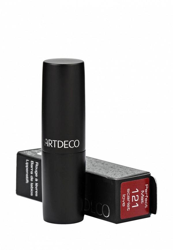Помада Artdeco для губ матовая стойкая Perfect Mat Lipstick 121, 4 г