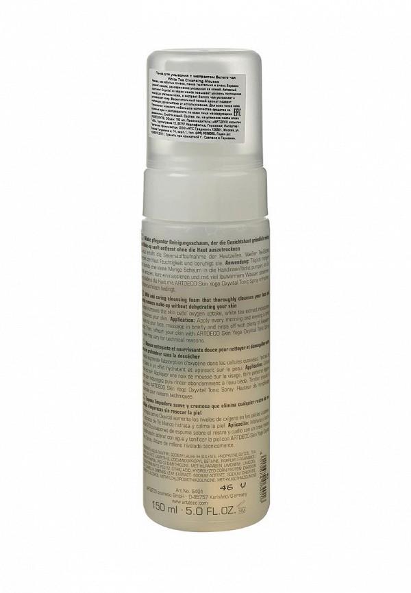 Пенка Artdeco для умывания с экстрактом белого чая, 150 мл