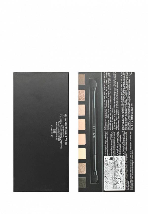 Палетка для глаз Artdeco Most Wanted Eyeshadow Palette TO GO 6, 8*1,2г.